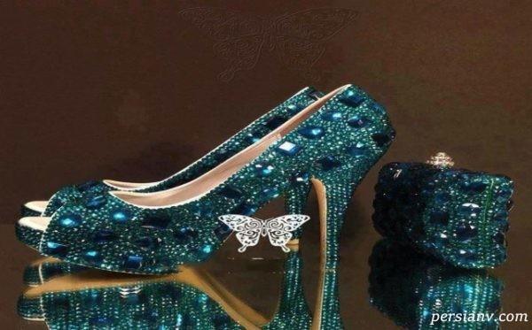 مدل ست کیف و کفش زنانه بسیار شیک و مدرن