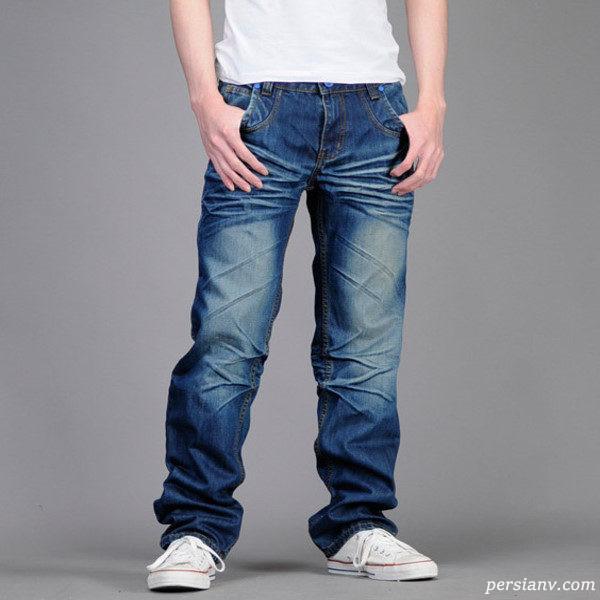 مدل شلوار جین مردانه ترک بسیار شیک و مدرن و زیبا
