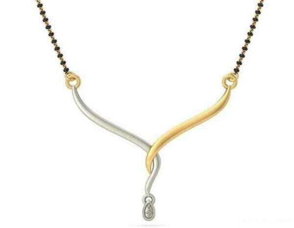 گردنبند طلا و جواهر