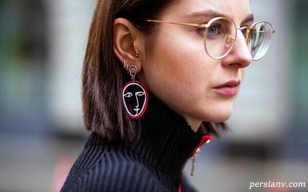 زیباترین مدل های گوشواره برای دختر خانم ها