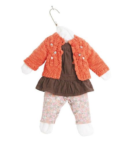 لباس نوزادی پاییزه