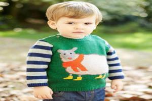 جدید ترین مدل بافت پاییزی برای پسر بچه ها