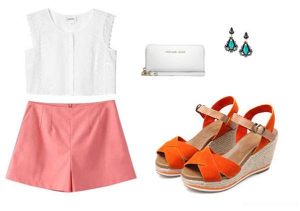 زیباترین ست های لباس تابستانه زنانه و دخترانه