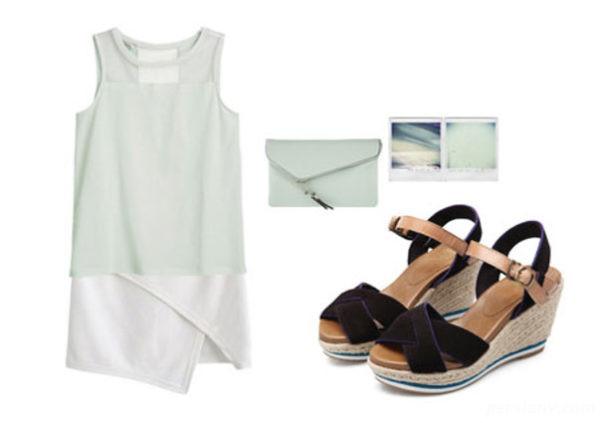 ست های لباس تابستانه زنانه