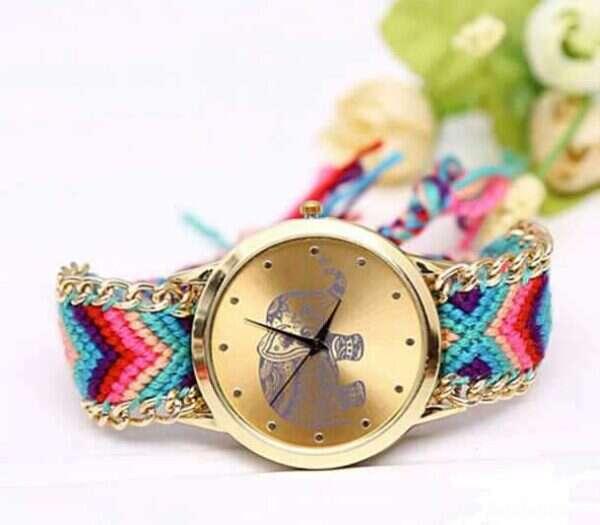 ساعت های دخترانه