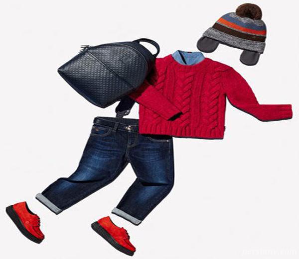 ست لباس کودکانه پسر