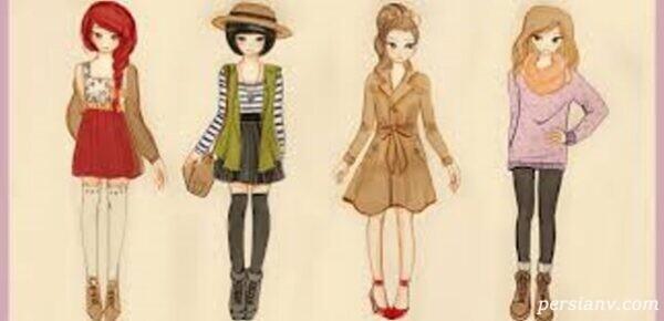 لباس های دخترانه پاییزه مخصوص کوچولوهای شیک پسند