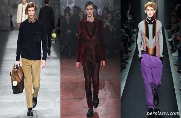 لباس پاییزی مردانه