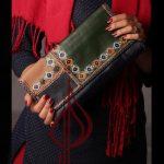 مدل های جدید کیف زنانه چرم دست دوز برند ایرانی هور