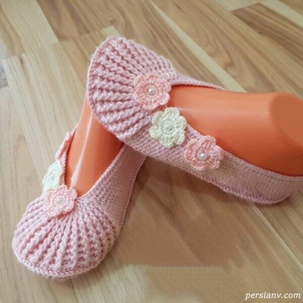 بافت کفش روفرشی