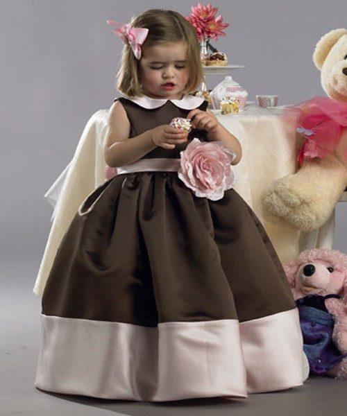 برای دختربچه های تپل چگونه لباس بپوشانیم ؟ + عکس