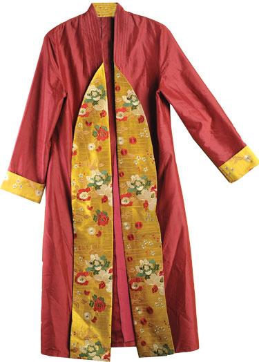 رنگ های پاییزه لباس