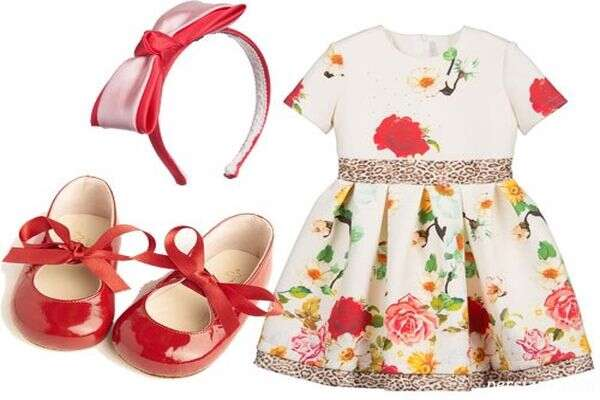 مدل لباس های مجلسی برای بچه ها!