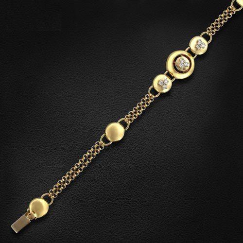 دستبند طلا مخصوص خانمها