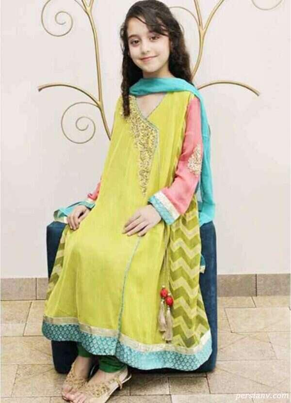 مدل لباس هندی دختر بچه ها