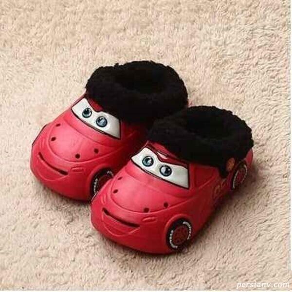 کفشهای روفرشی