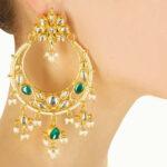 مدل گوشواره های زیبا از برندهای هندی