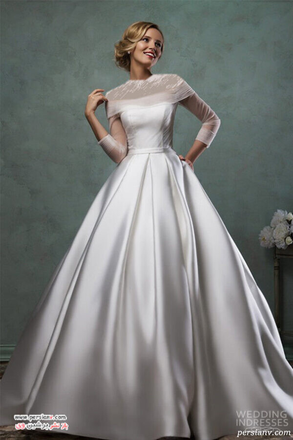 لباس عروس املیا اسپوزا
