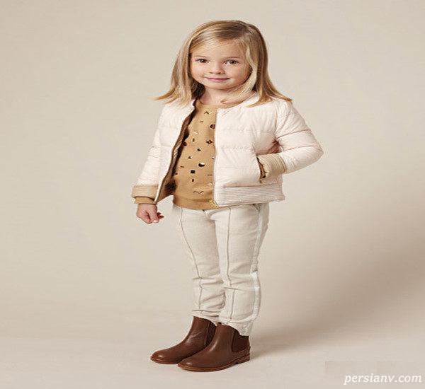 مدل لباس های پاییز و زمستانی بچگانه برند کلوئی