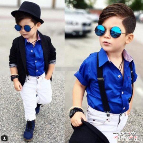 تیپ های دیدنی پسرخوش پوش شبکه اجتماعی +عکس