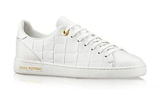 کفشهای شیک با لوگوی مشهور ال وی