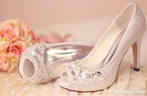 فوت و فن های خرید کفش عروسی
