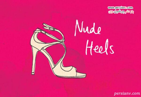 کفش های مورد نیاز یک خانم