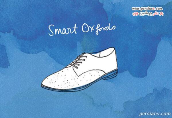 کفش های اسپرت آکسفورد
