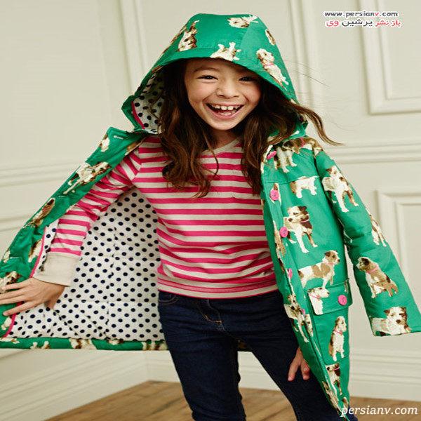 مدل لباس زمستانی بچه گانه