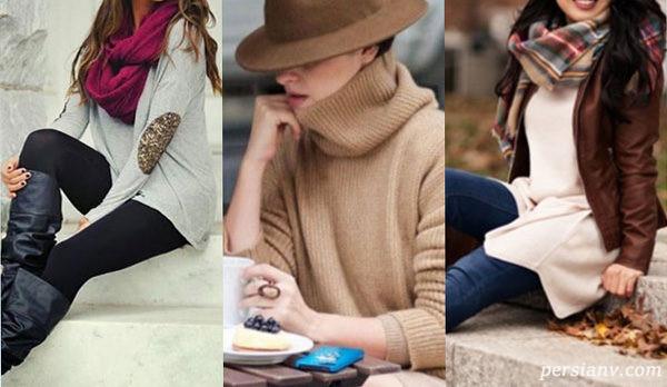 بهترین مدلهای ست زمستانی زنانه / طرفدارهای مد و فشن ببینند