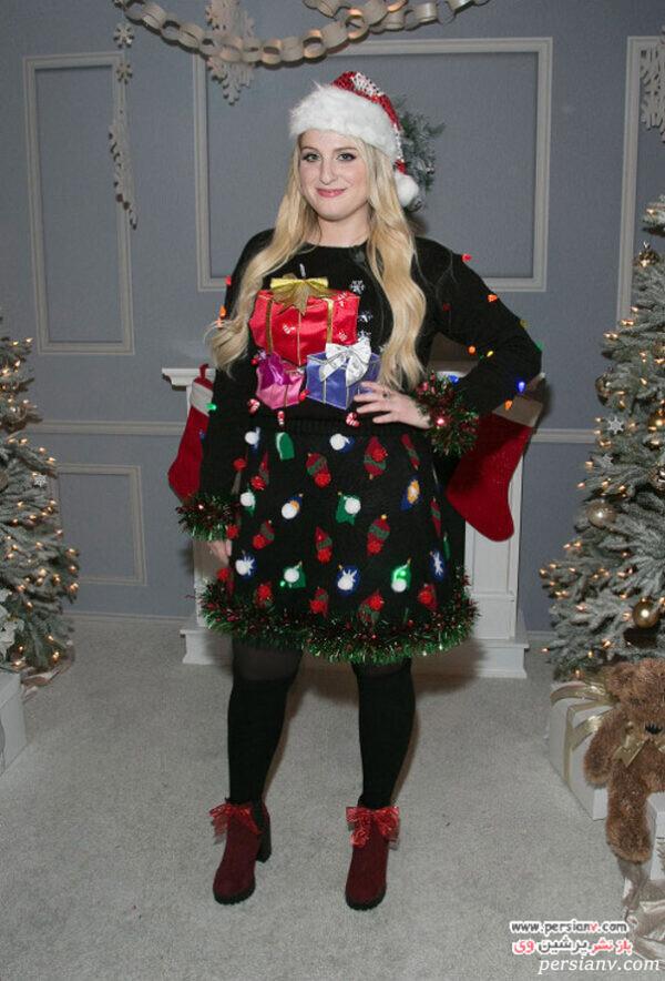 لباس کریسمس