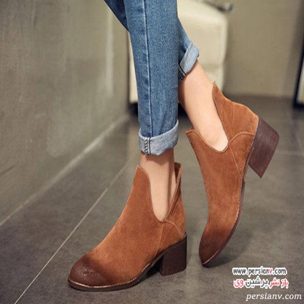 مدل لباس و کفش