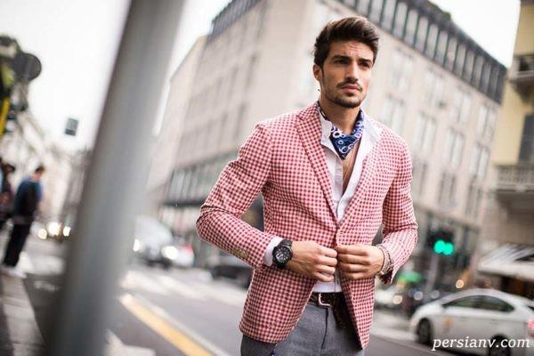 اصول پوشیدن لباس طرح دار مردانه مخصوص شیک پوشان