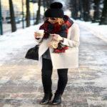 ایده های راحت و عالی زمستانی برای خانم های شیک پوش