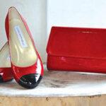 جدیدترین ست کیف و کفش مجلسی زنانه