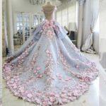 جدیدترین مدل لباس شب دکلته + تصاویر