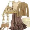 جدیدترین مدل ست لباس مجلسی زمستانه برای خانم های شیک پوش