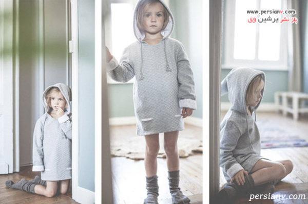 لباس های زمستانی بچگانه
