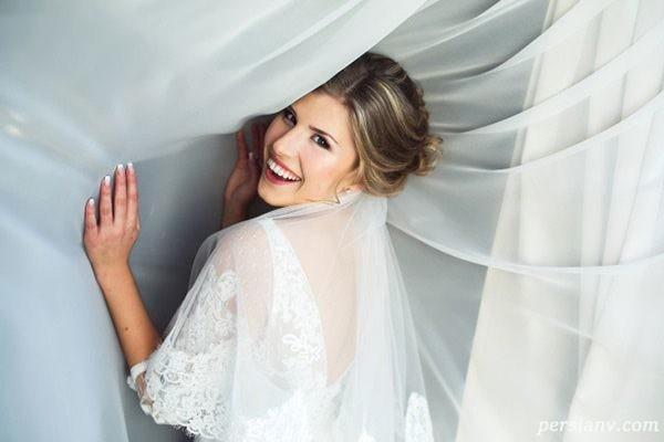مدل مو بسیار زیبا برای زیبا ترین عروسهای زمستانی