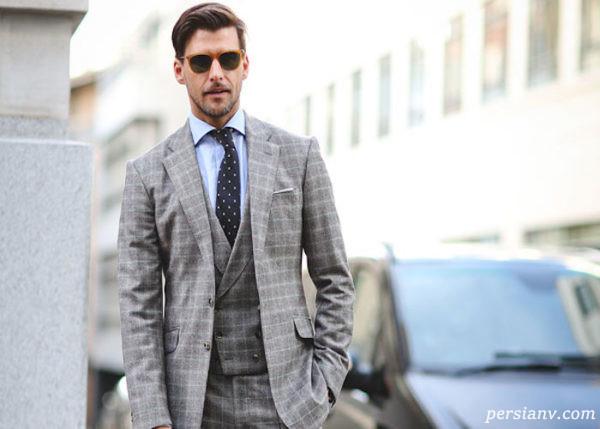 اصول پوشیدن جلیقه مردانه برای شیک پوشان