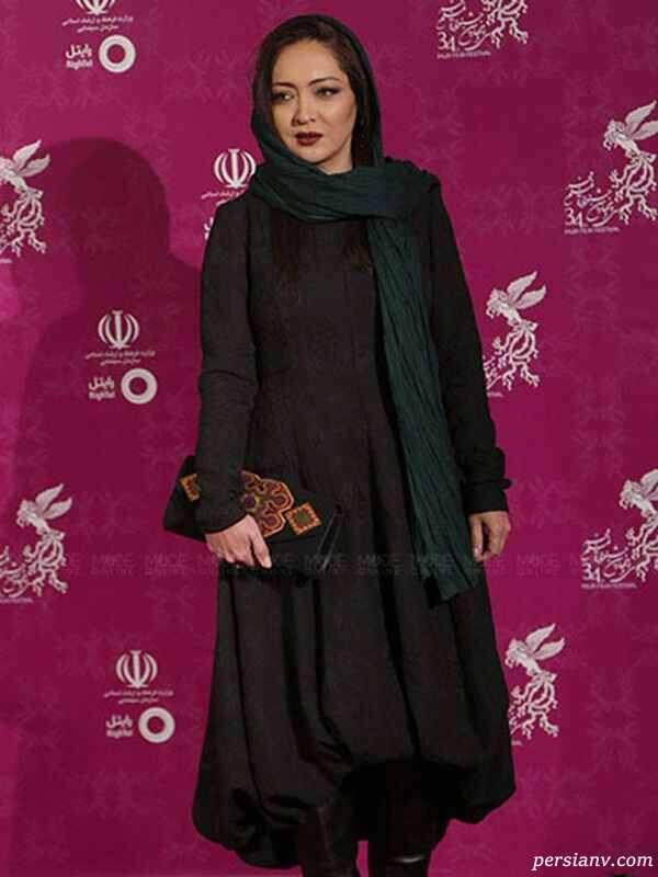 مدل لباس بازیگران ایرانی