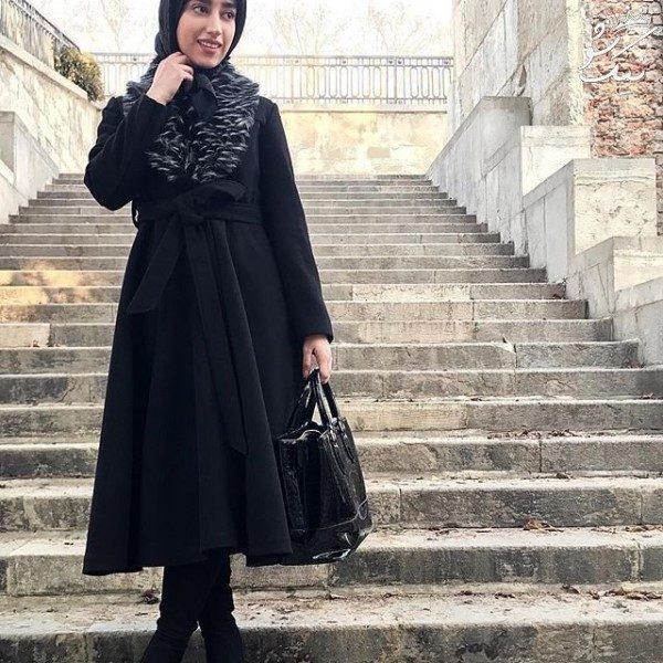 استایل با حجاب
