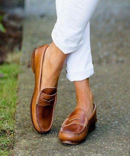 کفش قهوه ای رو با چی ست کنم ؟؟+ عکس