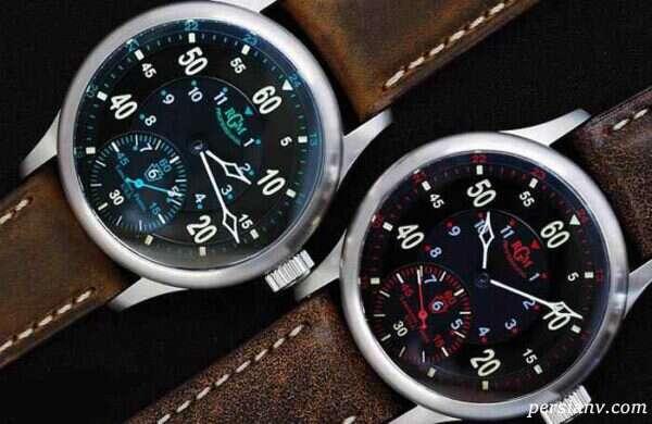 ساعت های برگزیده از برندهای معروف
