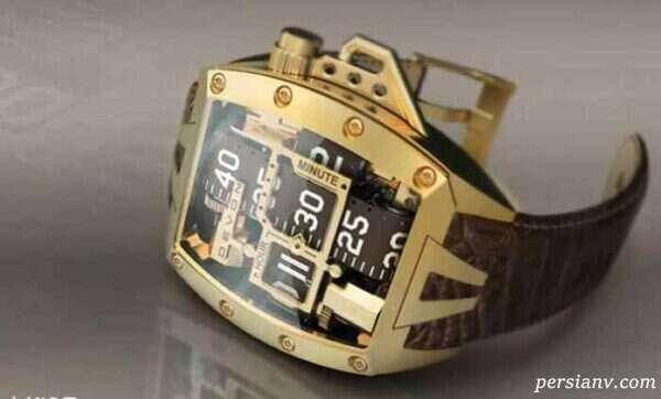 برندهای معروف ساعت