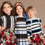 مدل لباس های دخترانه دولچه و گابانا در بهار و تابستان