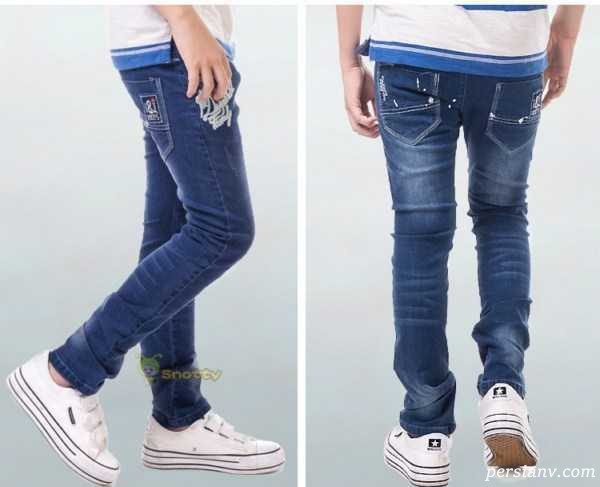 شلوار جین بچگانه