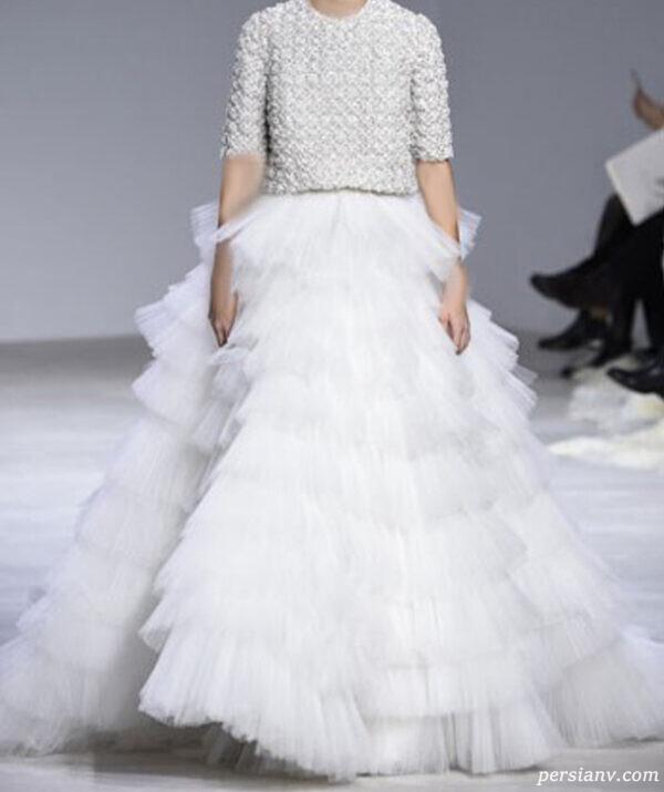 لباس عروس اوت کوتور