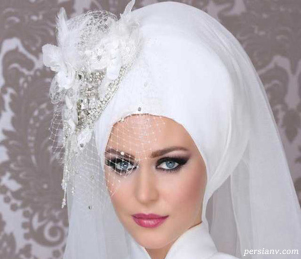 مدلهای زیبای تاج عروس