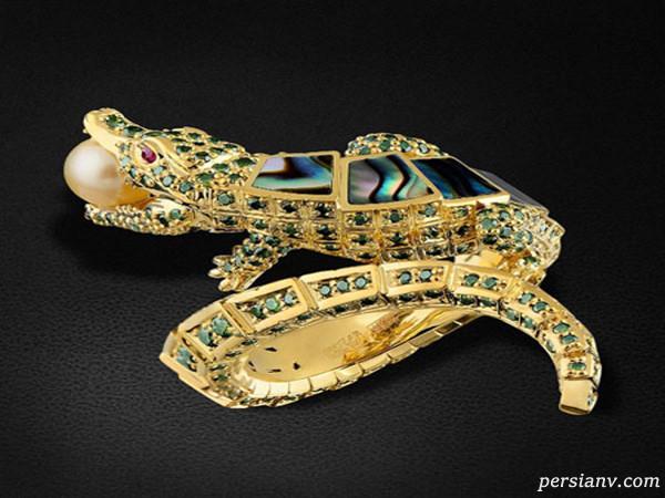 شیک ترین و متفاوت ترین مدل های انگشتر طلا با شکل حیوانات